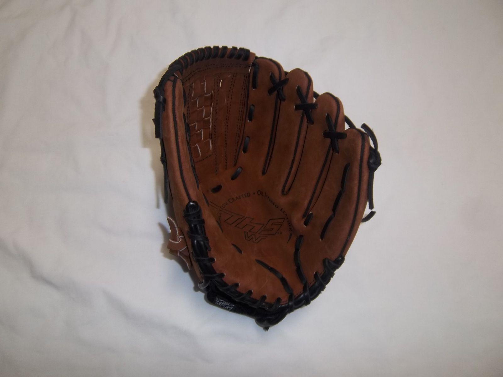 Dudley 42-129 DK Marrón Guante De Béisbol Softball 12   diestro lanzador (va onleft Mano)  40% de descuento