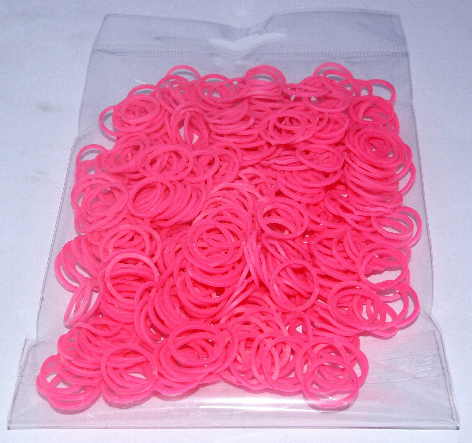 Pink Loom Bands  Discount for quantity