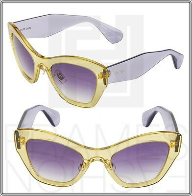 Miu Miu SMU 11P TIM 4W1 Sunglasses