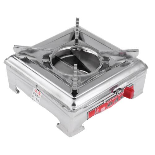 tragbarer Spirituskocher für Ultraleichter Campingkocher mit 1 Brenner