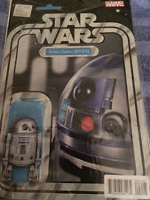 Star wars   R2-D2  figure cover  06   marvel comic