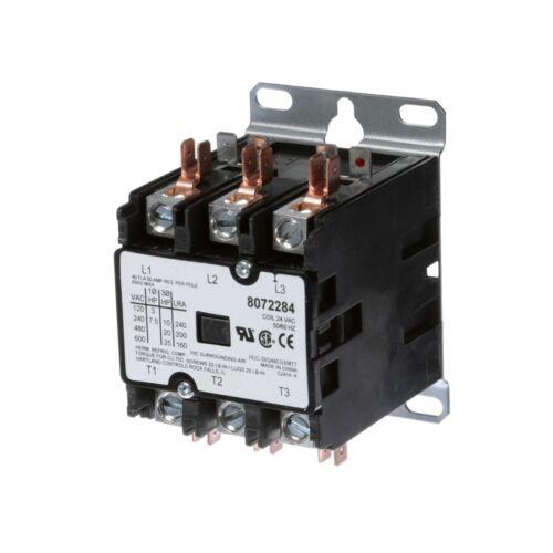 Frymaster 807-2284 Contactor 50 Amp Mech 24v Coil 8072284