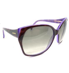 Carrera Gisele Sunglasses Purple Tortoise Womens 62mm Z16