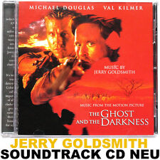 The Ghost and the Darkness - Jerry Goldsmith - Soundtrack CD NEU