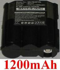 Batteria 1200mAh Per Ascom Samba, Bang & Olufsen Beocom 5000, P/N: B3161
