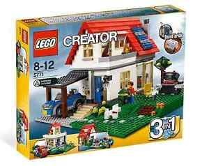LEGO-Creator-5771-Villa-NEU-OVP-Hillside-House-NEW-MISB-NRFB