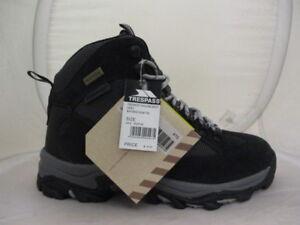 Trespass-Homme-Prednost-Gris-Chaussures-Marche-UK-6-Eu-40-Ref-5307