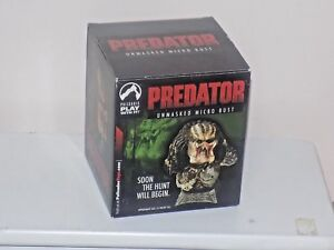 Palisades-unmasked-Predator-Micro-Bust-27-of-120-Aliens-Ufo-Creatures-Movie