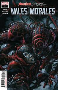 Absolute-Carnage-Miles-Morales-2-Marvel-Comic-1st-Print-2019-NM