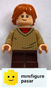 hp142 Lego Harry Potter 75953: Hogwarts Whomping Willow - Ron Weasley Minifigure