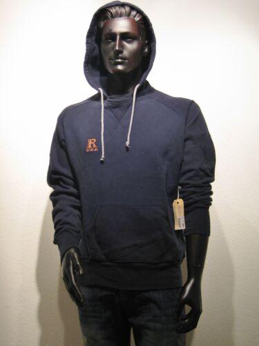 Los Sudore M Con Usa Blu Di Pullover Nuovo Replay Angeles Taglia Cappuccio Hood Tw0dvqv