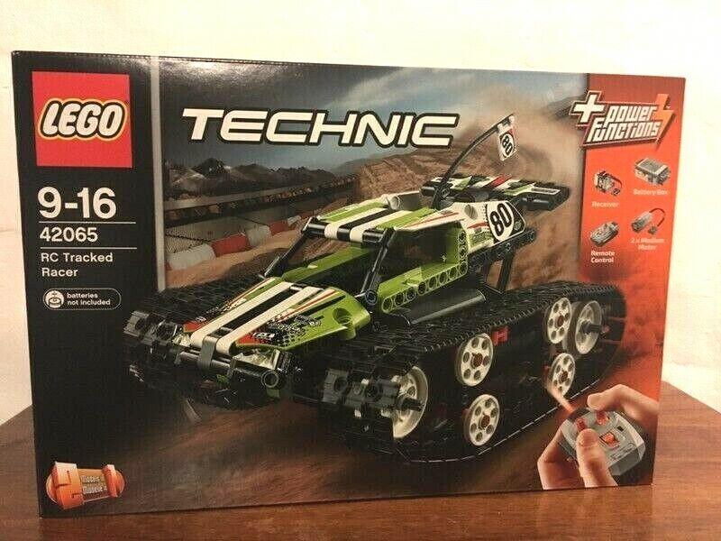 LEGO 42065 RC TRACKED RACER TECHNIC SET NEUF NEW
