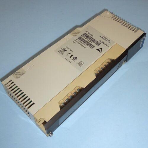 SCHNEIDER TSX QUANTUM 10-60VDC OUTPUT MODULE 140 DDO 843 00 *PZF*
