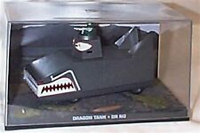 James Bond Dragon Tank Dr No  New in sealed pack