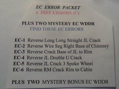 Hundred BU 2009 P Lincoln Memorial Error Formative Cents WDDR 032 Best Variety