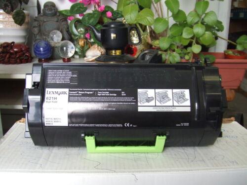 LEXMARK 621H 62D1H00 High Yield Black Toner MX710 MX711 MX810 MX811 MX812 25K