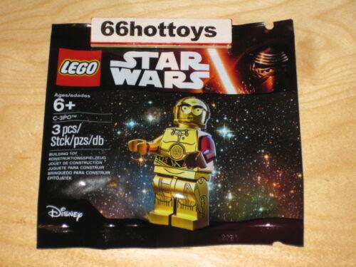 LEGO STAR WARS 5002948 C-3PO Minifigure New