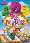 Barney Best Fairy Tales 0884487108646 DVD Region 1