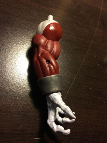 Marvel Legends Caliban /& professeur Hulk Arms