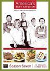 America's Test Kitchen The Complete 7th Season Region 1 DVD