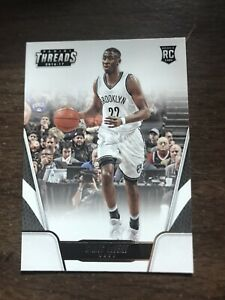 2016-17-Panini-Threads-Caris-Levert-RC-172-BK-Nets-Rookie-Read-PWE