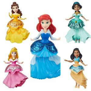 DISNEY-PRINCESS-ROYAL-CLIPS-SLIDE-INTO-STYLE-ARIEL-POCAHONTAS-BELLE-AURORA-JASMI
