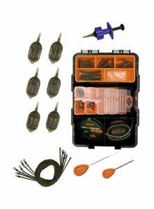 Life-Orange-Method-Feeder-Set-grosse-Feeder-Zubehoer-Box-Feederfischen