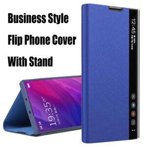 Business-Style-Flip-Cover-Phone-Case-For-Redmi-Note-9-S-8-T-Xiaomi-Mi-Note-10-Pro