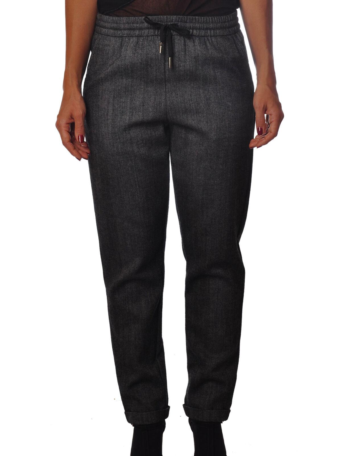 Woolrich  -  Pants - Female - Grey - 3989131A184903