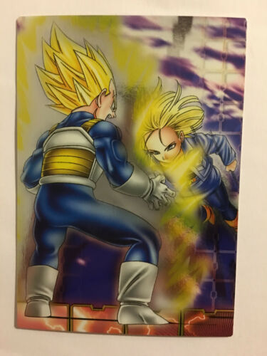 Dragon Ball Z Collection Card Gum Prism SP 43