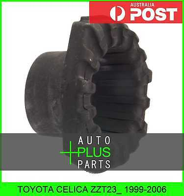 Fits TOYOTA CELICA ZZT23/_ 1999-2006 Coil Spring Mount Rubber Pad
