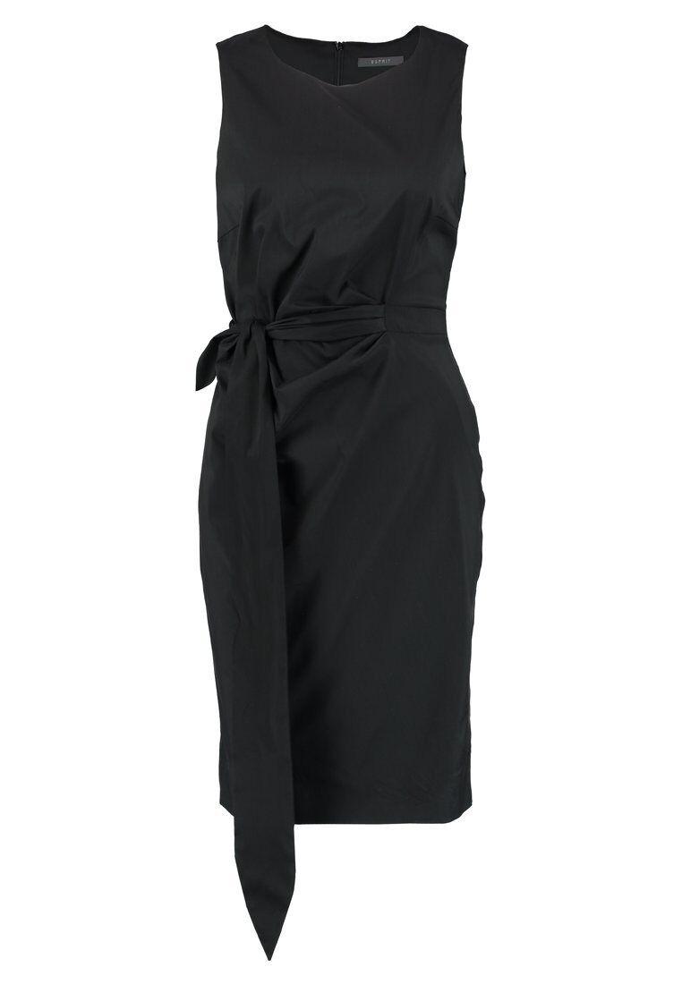Esprit Collection SKINE  Freizeitkleid Damen Kleid schwarz Gr 40 A4287