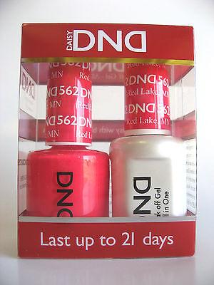 DND Daisy *DUO GEL* (GEL & Matching polish ) Spring Colors 550-581