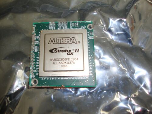 Details about  /ALTERA Stratix II GX EP2SGX60EF1152C4 on the board