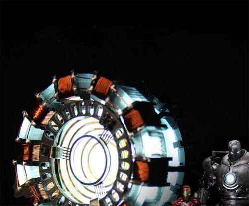 Fernbedienung Iron Man Tony Stark MK1 Arc Reactor Stromversorgung über USB
