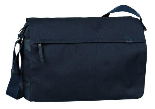 TOM TAILOR Simon Messengerbag Umhängetasche Bürotasche Tasche Blue Blau