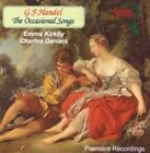 Handel - The Occasional Solo Songs Emma Kirkby Audio CD