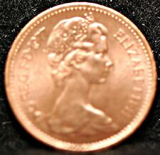 Great Britain, 1977 1/2 New Penny, Red/Brown UNC, No Reserve,                5gm