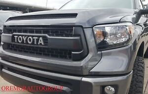 Image Is Loading 2017 Tundra Trd Pro Grill 1g3 Magnetic