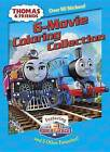 Thomas & Friends 6-Movie Coloring Collection by Golden Books (Paperback / softback, 2016)