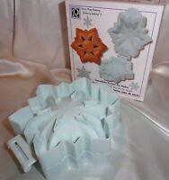 Snowflake Pocket Pie Maker, Crimping Pie Maker Pie Recipe Baking Supplies Party