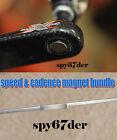 Spoke Speed Sensor and Cadence Magnets for Bike Computers