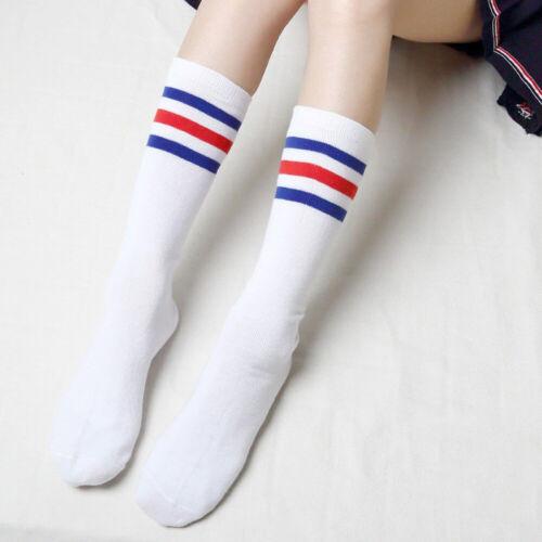 Sports Stripe Socks Cheerleader Socks Ankle Socks Girls Stockings Casual  New