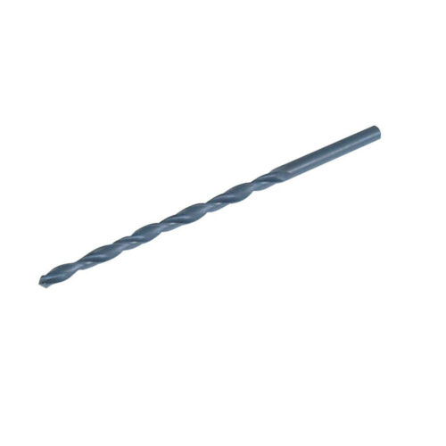 HSS Metric Long Jobber Drill Bits 10 Pack 2.5-5.5mm Metal Steel Wood Plastic