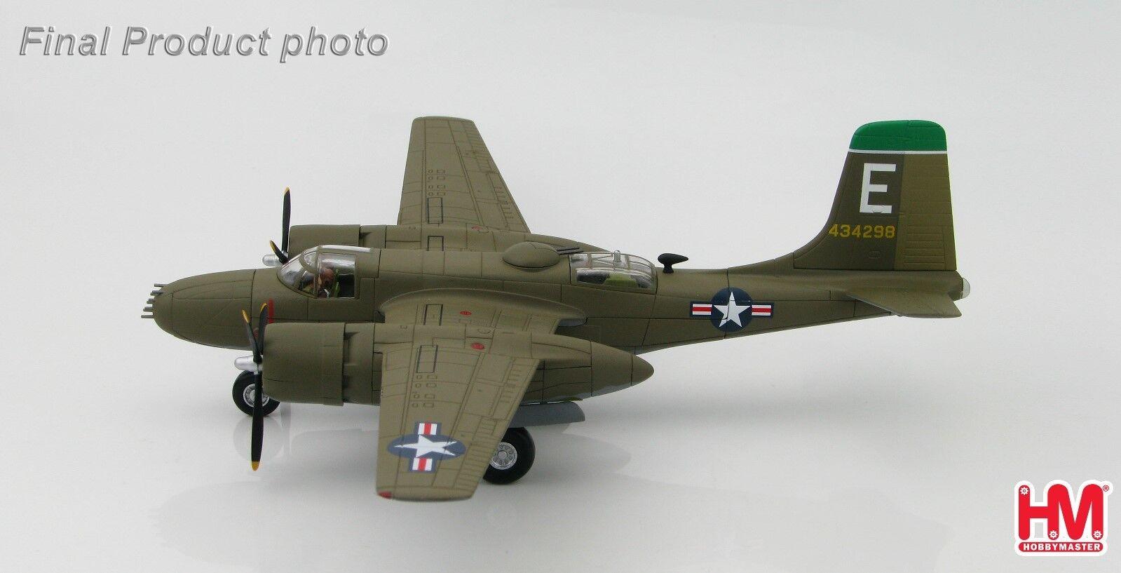 Hobby Master 1/72 HA3211 A-26B 89th BS/3rd Invader luz Bomber BG, agosto de 1945