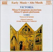 Victoria, T.L. De Victoria: Masses CD