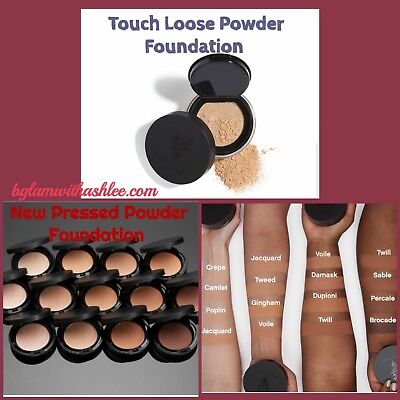 Touch Pressed Powder Foundation By Younique