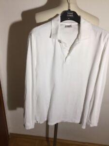 FRUIT of the LOOM Premium Herren Shirt NP 15,-Euro NEUw weiss Gr.M lässig