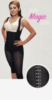 Ardyss Long Body Magic Reshaper Size 42 Black, Fast Shipping