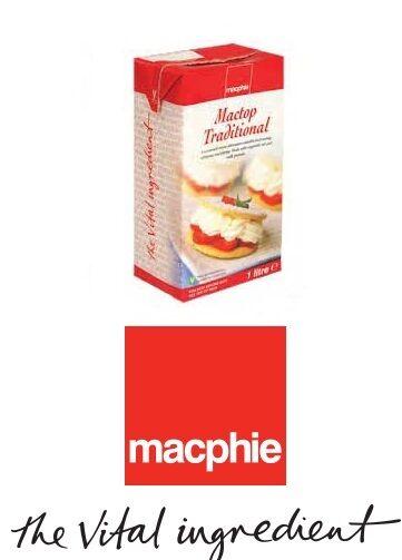 10 LITRI mactop ® tradizionale panna montata CIAMBELLA Riempimento Torta di tubazioni 10 L